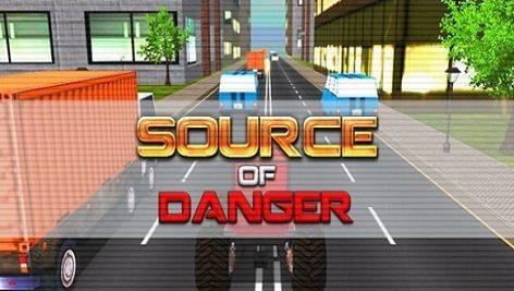 دانلود پروژه کامل یونیتی Source of Danger