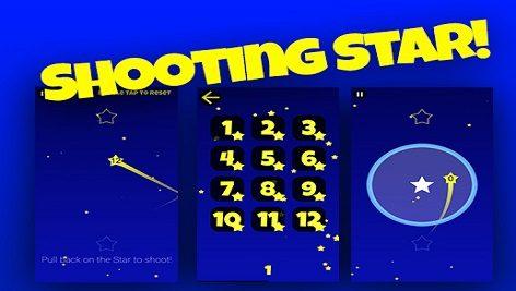 پروژه کامل بازی یونیتی ShootingStar
