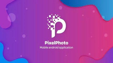 سورس اندروید استدیو PixelPhoto Android