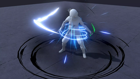 دانلود سیستم پارتیکل یونیتی RPG VFX Pack