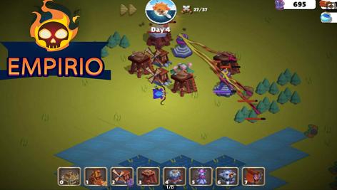 پروژ کامل بازی یونیتی Empire.io