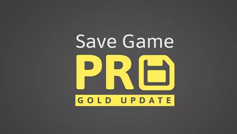 افزونه کاربردی یونیتی Save Game Pro – Gold Update