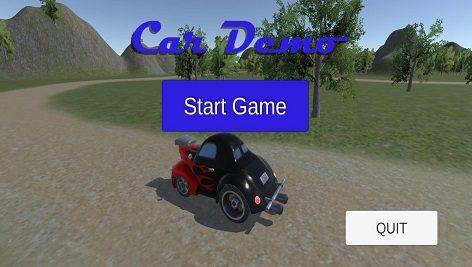 پکیج بازی ماشینی یونیتی car-driving