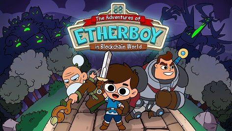 پروژه کامل یونیتی Etherboy