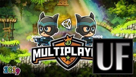 آموزش ساخت بازی آنلاین در یونیتی Unity Multiplayer Game development with Photon PUN2