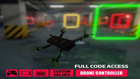 Drone Controller Full