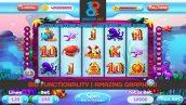 Aqua Slot Full Game Asset