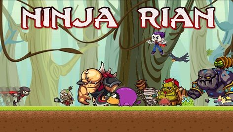 Description Package Content Releases Reviews NINJA RIAN ------------------------------------- DEMO ANDROID (APK file) CLICK HERE TO DOWNLOAD ------------------------------------- TUTORIAL VIDEO ------------------------------------- FEATURE: + Total 4 worlds (Can add more) + Total 40 sample levels (Can add more) + Total 26 Enemy (Norma Enemy, Smart Enemy and 4 BOSSES) + Player with ninja actions (Jump, DoubleJump, Dogge, Throw Dart,…) + Animation use sprite sheet image, easy to reskin character + Level make with Tilemap + Shop System (Buy item, upgrade player, IAP, RemoveAd) + Make money with UnityAds/Admob (Show ads on Gameover/Victory, watch rewarded video) + Make money with IAP (Buy coins and Remove ad) + Work on Android/iOS/WebGL + Total C#, easy to learn ------------------------------------- KEYBOARD CONTROL: + Move left/right: A/D or + Jump: Space or Up arrow + Melee Attack: J + Throw dart: K + Dogge: L ------------------------------------- You can read the tutorial file in the project folder to know more ------------------------------------- PROVIDE THE RESKIN/CUSTOM SERVICE for $260 If you have any questions: aigame.contact@gmail.com Report this asset NINJA RIAN - COMPLETE GAME