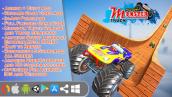 Monster Truck Stunt Game Unity 3d